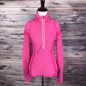Lululemon Run Inspire 1/2 Zip Pullover